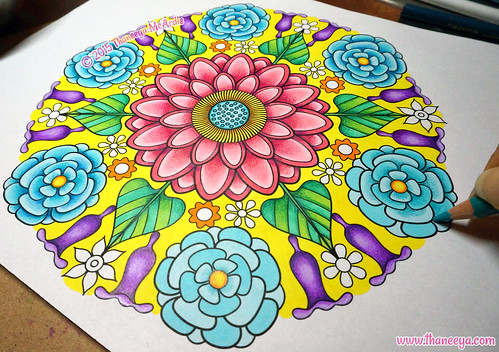 14 Destressing Coloring Pages @printables@ Amazon More Good Vibes ... | 352x499