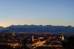 Untitled (Denis Bosonetto) Tags: italy skyline landscape torino nikon italia cityscape turin d600
