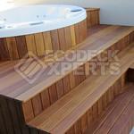 Deck Hidromassagem Redonda - 002