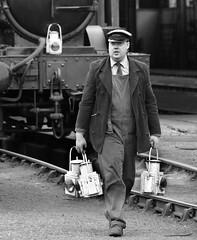 GWS 21486bwcr (kgvuk) Tags: trains locomotive railways didcot steamlocomotive gws didcotrailwaycentre 48xx 1466 greatwesternsociety didcotengineshed 81e 042tenginedriver