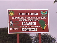 Acjanaco Pass