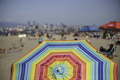 Beach Weather (w.d.worden) Tags: beachumbrella jerichobeach locarnobeach spanishbanks vancouverbeaches