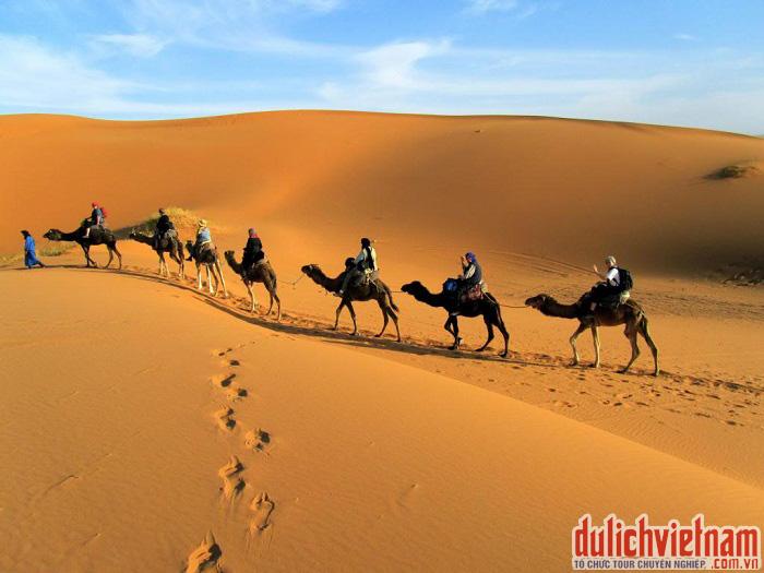 Tour du lịch Dubai 5 ngày bay 5 sao giá chỉ 19,9tr
