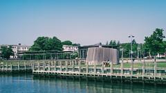 Waterfront (bratli) Tags: peconic bay greenport northfork longisland carosel cameraobscura