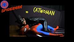 Snapshot 1 (7-17-2016 3-03 PM) (jayphelps) Tags: fetish cosplay spiderman superhero batgirl spandex superheroine