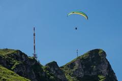 Airy jump over Kitzbheler Horn (harald.bohn) Tags: luftig svev kitzbhl alps austria affof 2016 kitzbhel alpene sterrike