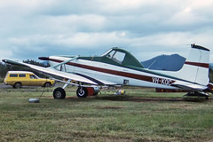 0582 (dannytanner804) Tags: airport harbour aircraft australia nsw cessna coffs agwagon a188 regvhkqccn1880245 date1231982 ownerprivate airportcodeysch