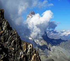 Cervino (Andrea.it) Tags: montagne mountains alpi alps climb alpinism alpinismo matterhorn cervino