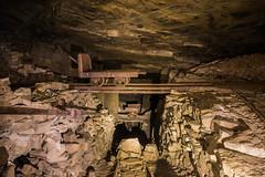 Mine Indy (Yami-Photography) Tags: canon underground eos jones mine sigma indiana untergrund lore belgien stollen langzeitbelichtung grube bergbau 70d 1770mm