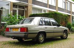 1982 Mazda 929 2.0 DX (rvandermaar) Tags: 1982 mazda 929 20 dx luce mazdaluce mazda929 sidecode7 24jsf5 rvdm