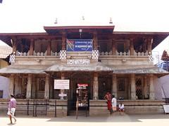 Sri Mookambika temple, Kollur (v s raam (on/off)) Tags: mookambika kollur udupi mangalore karnataka sakthi shakthi sakti shakti sankara sankaracharya shankaraycharya adi shankara sankaraycharya shankaracharya energy primodial