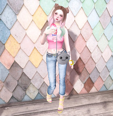 Lovey Dovey, LAZYBONES & More! (hump muffin) Tags: life cute girl fashion blog wordpress avatar clothes sl blogging second muffin hump ifttt