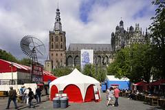 Hertogenbosch001 (Roman72) Tags: hertogenbosch sint jan johanneskathedrale kathedrale kirche curch gotik niederlande gothic gotisch