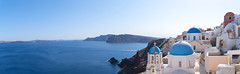 Santorini panorama (George Pachantouris) Tags: santorini greece summer cyclades greek island sunset fira imerovigli oia