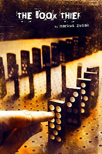 Markus Zusak book fan photo