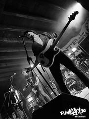 Argies alla Festa di Fronte Popolare (luglio 2016) (Matt FCSP Murphys) Tags: argies argentinos clash festa frontepopolare bw nikon d7100 tamron 1750 combarpunk punk