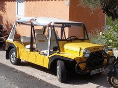 Mini Moke 1987 nr2072 (a.k.a. Ardy) Tags: 922rhk75 softtop