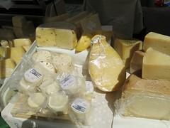 Thursday Colours - Sicilian Cheeses (Pushapoze) Tags: italia italy sicilia palermo market formaggi fromages cheeses pecorino ricotta