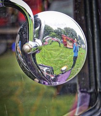 HSS - Selfie Sunday (Darling Starlings Flying the Nest) Tags: selfie sunday hss penny kington vintage rally herefordshire august 2016