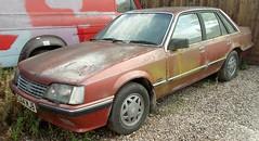 1985 VAUXHALL 2968cc SENATOR CD C414MJB (Midlands Vehicle Photographer.) Tags: 1985 vauxhall 2968cc senator cd c414mjb