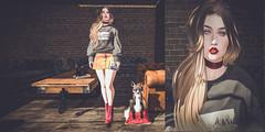 And I hope #69 (Ru Macchi Blogger) Tags: secondlife game 3d virtualgirls snapshot ps