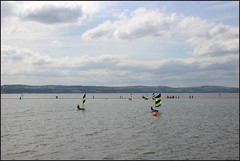 West Kirby Wirral  230816 (30) (over 4 million views thank you) Tags: westkirby wirral lizcallan lizcallanphotography sea seaside beach sand sandy boats water islands people ben bordercollie dog beaches reflections canoes rocks causeway yachts outside landscape seascape