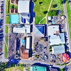 Oneida Lake (John M Anderson) Tags: sylvan verona beach oneida lake new york ny water boat park amusement roller coaster ride