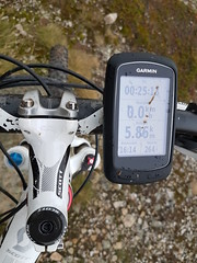 Garmin gps (GeirB,) Tags: garmin gps vads finnmark norway dirty mtb offroad sykkel bike scott scale20 hardtail edge touring