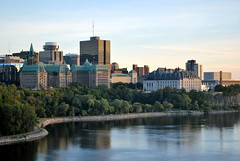 Nepean Point (Marcanadian) Tags: nepean point lookout view river ottawa canada ontario capital 2016 building architecture