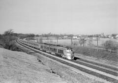 CB&Q E9 9989A (Chuck Zeiler) Tags: cbq e9 9989a burlington railroad emd locomotive naperville zephyr train chz pole chuck zeiler