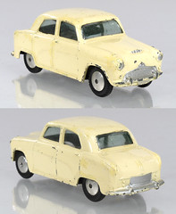 COR-201M-Cambridge (adrianz toyz) Tags: corgi toys diecast toy model car austin cambridge mechanical 201 m