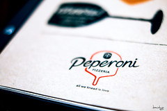 Peperoni Pizzeria UP Town Center (Daniel Y. Go) Tags: fuji fujixpro2 xpro2 philippines peperoni uptowncenter