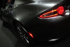 Mazda MX-5 RF 14 (HAMACHI!) Tags: tokyo 2016 japan mazda mx5rf roadster mazdamx5rf mazdaroadsterrf mazdadesignelegance car vehicle fuji fujifilm fujifilmx70 fujifilmx x70