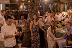 Fabricio Sousa Fotografo de casamentos em Florianpolis (Fabrcio Sousa) Tags: fabriciosousafotografia casamento fabriciosousa fotografiadecasamento isisvieira jantar mina minaspitz rene renespitz restaurante santoantonio wedding