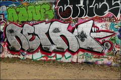 Retro (Alex Ellison) Tags: retro cbm trellicktower westlondon urban graffiti graff boobs halloffame hof