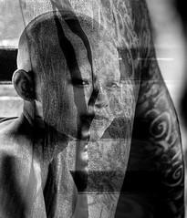 Petit Scarabée (Cyrsiam) Tags: petitscarabée carradine kungfu shaolin moine moinillon litlebuddha yakuza tattoo tatouage rubannoir rêve dream songe