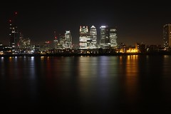 Canon 70d (RJ_Viewfinder_1211) Tags: canarywharf london lowiso bulb canon70d skyline night colours hsbc citi barclays