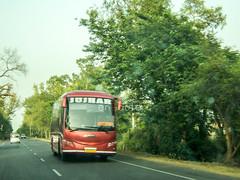 Jujhar Transport (Malwa Bus) Tags: bus india malwabusarchive punjab to416 transport travel ludhiana jujhartransport isuzu 2012