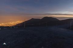Far lights (Vulcanian) Tags: etna volcano crater sicily summitcraters sulfur