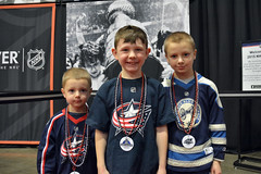 Carter_Luke_Neil_Fanfair1 (cdubya1971) Tags: nhl allstargame 2015 columbus hockey nhlfanfair ohio bluejackets cup stanleycup