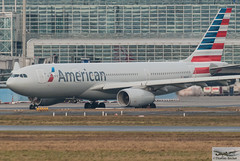 American Airlines Airbus A330-243 N292AY (86313) (Thomas Becker) Tags: plane germany airplane geotagged deutschland us airport nikon raw hessen charlotte frankfurt aircraft aeroporto american airbus msn d200 airways flughafen aviao airlines tamron flugzeug aeroport aeropuerto 飞机 aereo a330 spotting fra avion dx aal vliegtuig taxiing 200500 fraport oneworld rheinmain a330200 aeroplano clt eddf samolot 1512 aerotagged a330243 аэроплан aero:man=airbus aero:series=200 aero:model=a330 aero:airline=aal aero:airport=eddf 100314 aviationphoto 150117 010414 geo:lat=50039523 geo:lon=8596970 fwwko us705 n292ay aero:tail=n292ay