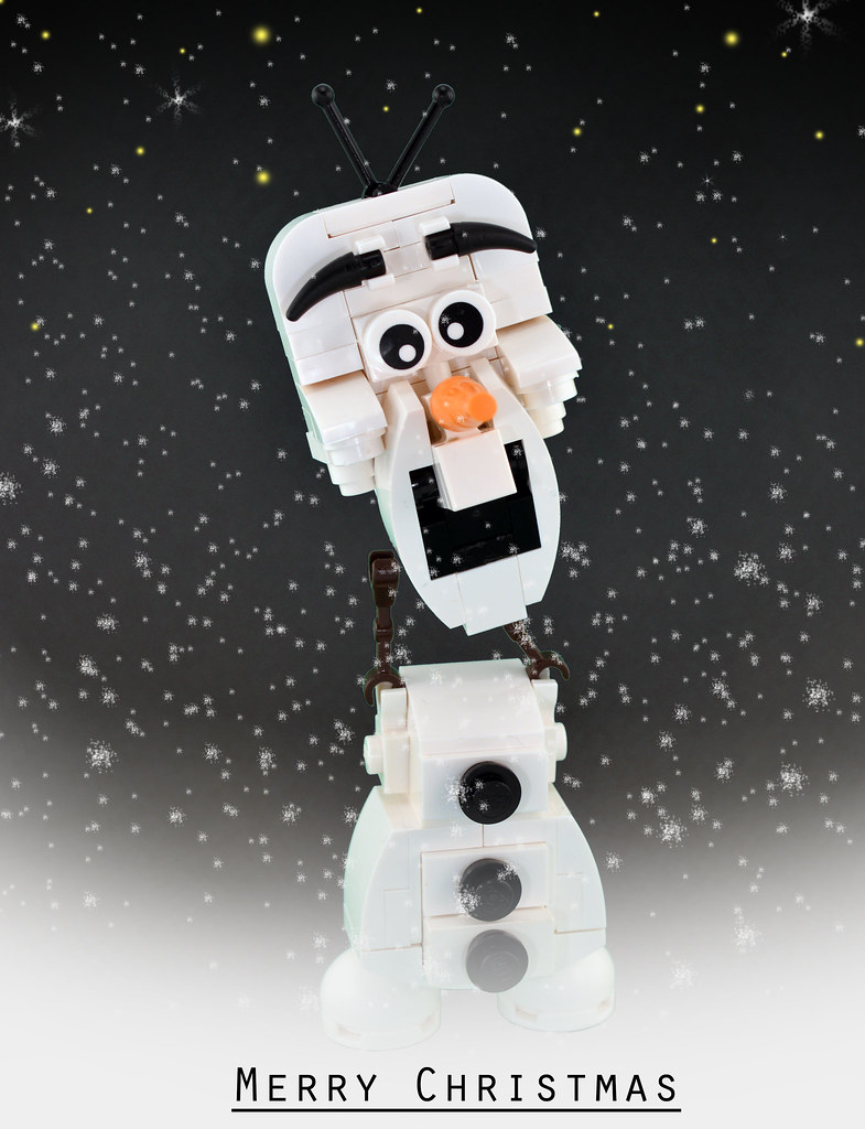 The World\'s Best Photos of lego and olaf - Flickr Hive Mind