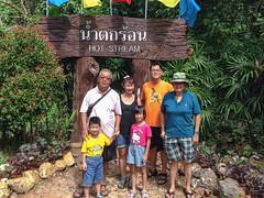 Time to get cooked (Stinkee Beek) Tags: thailand sam erin ethan irene leonard krabi yewyen changwatkrabi tambonkhlongthomnuea