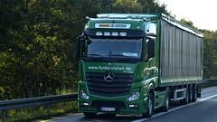 D - Funke Visbek MB New Actros Bigspace (BonsaiTruck) Tags: camion trucks mb lorries lkw funke actros bigspace visbek