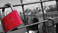 L'amour (Rui Lemes) Tags: paris europa ponte dos rui sena cadeados lemes
