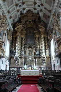 porto cathedral altar