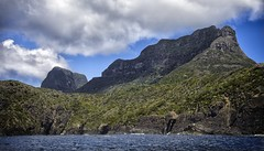 Mt Gower/Mt Lidgbrid, Northeastern Outlooks, Lord Howe Island (Iksana Imagery) Tags: lordhoweisland mtgower mtlidgbird