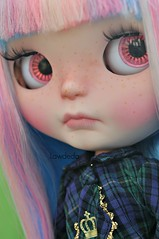 In the Pink (Lawdeda ) Tags: pink winter cold by fun doll day dress stock majorette custom studios fidget cadence forty fbl in winks