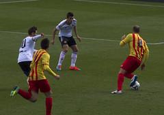 "Valencia Mestalla 1  Sant Andreu 1    22.02.2015 <a style=""margin-left:10px; font-size:0.8em;"" href=""http://www.flickr.com/photos/23459935@N06/15993881524/"" target=""_blank"">@flickr</a>"