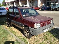 Fiat Panda 4x4 Country Club (vignaccia76) Tags: fiat 1992 countryclub pt fiatpanda fiatpanda4x4 fiatpanda4x4countryclub